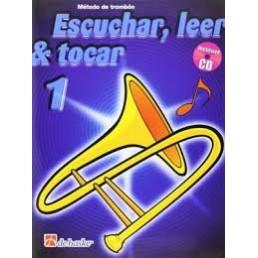 Escuchar, leer & tocar 1 Trombón + CD