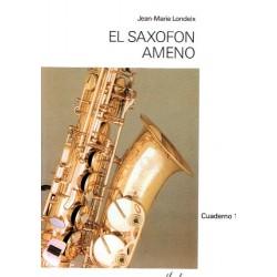 El Saxofon ameno V. 1
