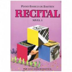 Piano básico Nivel 1 Recital