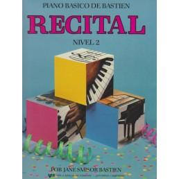 Piano básico Nivel 2 Recital