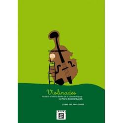 Violinades. Iniciació al violí. Professor