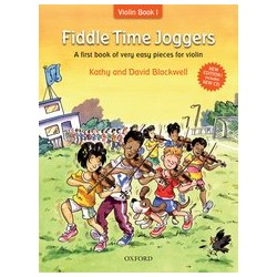 Fiddle Time Joggers V.1 + CD