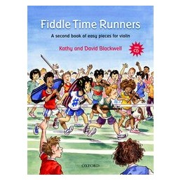 New Fiddle Time Runners V.2 + CD