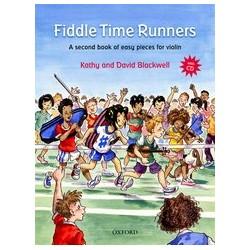 Fiddle Time Runners V.2 + CD