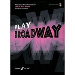 Play Broadway Violí i piano