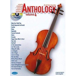 Anthology Vol.4 (24 All time favorites) + CD