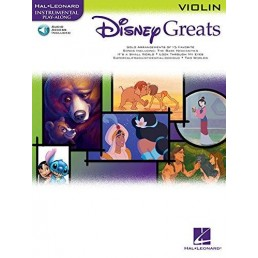 Disney Greats + CD