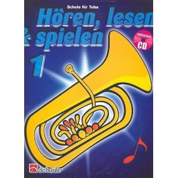 Hören, lesen & spielen V.1 Tuba