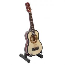 Mini guitarra clàssica 10 cms.