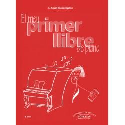 El meu primer llibre de piano