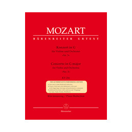 Concert Nr. 3 In G Major KV 216
