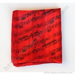 Xal 50 x 150 cm notes vermell