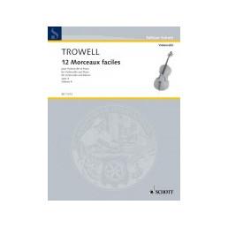 12 Morceaux faciles Op. 4 Vol. 4