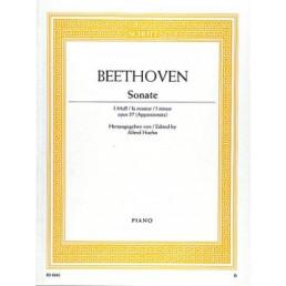 Sonata fa m Op. 57 Appassionata