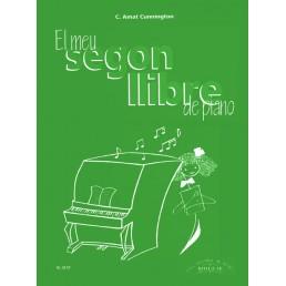 El meu segon llibre de piano