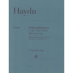 Concerto in C Major Urtext Hob. VIIb:1