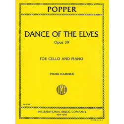 Dance of the Elves Op. 39