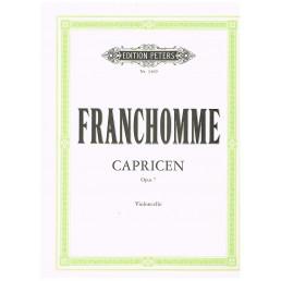 Capricen (12) Op. 7