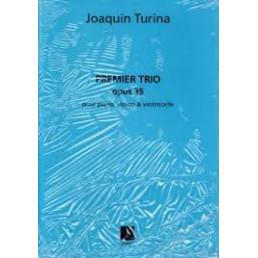 Trio nº 1 Op. 35 (Violí-cello-piano)