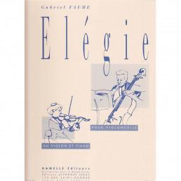 Elégie Op. 24