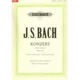 Concert nº 1 en La menor (BWV 1041)