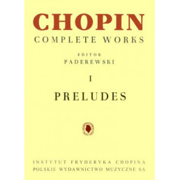 Preludios completos (Paderewski)