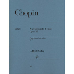 Sonata Sib m Op. 35 Urtext
