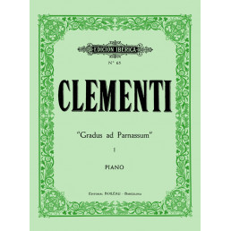 Gradus ad Parnassum Vol. 1