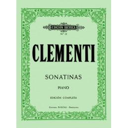 12 Sonatinas Op.36, 37, 38