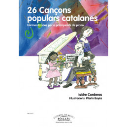 26 Cançons populars catalanes