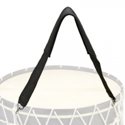 Cinto tambor grande 8 x 140 cms. acolchado