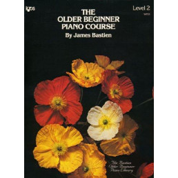 The older beginner piano course Vol.2