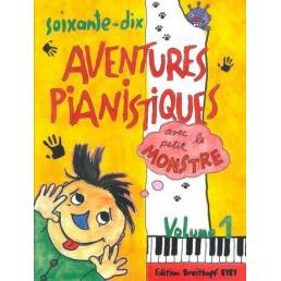 Aventures pianistiques (70) Vol.1