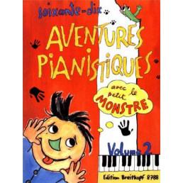 Aventures pianistiques (70) Vol.2