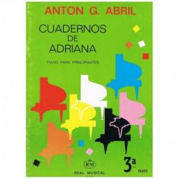 Cuadernos de Adriana V.3
