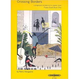 Crossing Borders V.1 (Piano 4 mans)