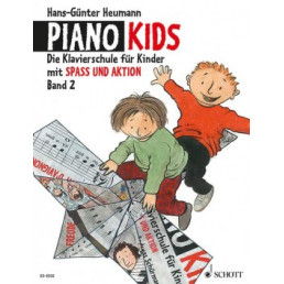 PIANO KIDS Vol. 2