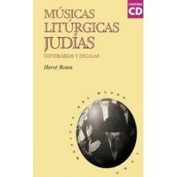 Músicas Litúrgicas Judías (con CD)
