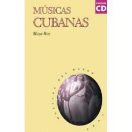 Músicas Cubanas (con CD)