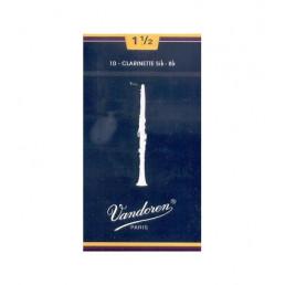Canya Vandoren Clarinet 1,5 (unitat)