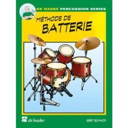 Méthode de Batterie V.1 + CD