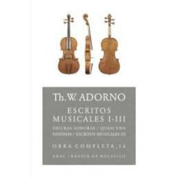 Escritos Musicales I-III Obra Completa 16
