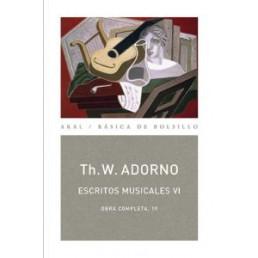 Escritos Musicales VI Obra Completa 19