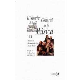 Historia General de la Música 2