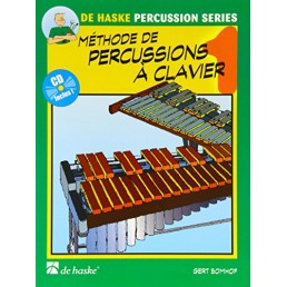 Méthode de Percussion a clavier V.1 + CD