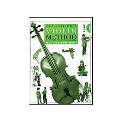 Method Violin Book 1 Piano Accompaniment
