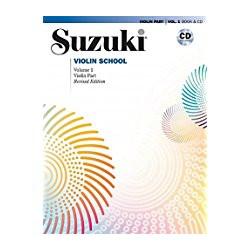 Violin School Vol. 1 Book + CD