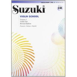 Escuela de violín V.2 + CD