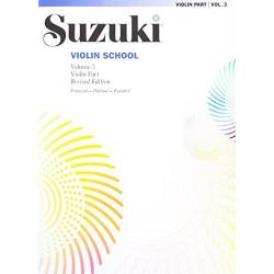 Violin school Vol. 3