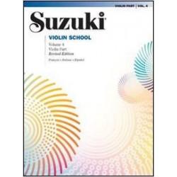 Violin school V.4 International Edition